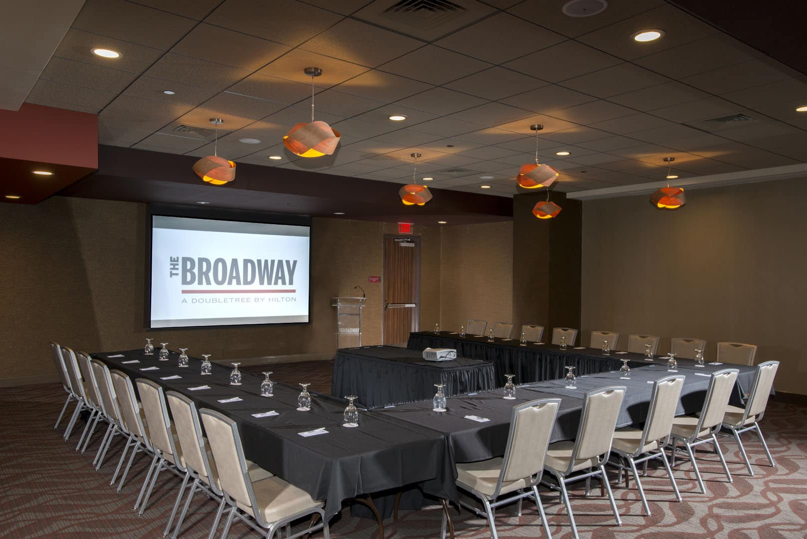 Meeting Spaces The Broadway Hotel
